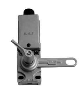 Interrupteurs de s curit machine secums interlocks for Porte logique pneumatique