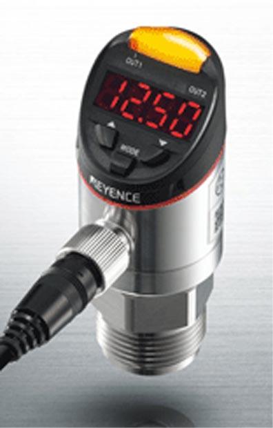 Capteurs De Pression Num 233 Riques Keyence Capteur