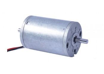 Moteur électrique courant continu