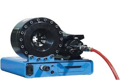 Presse à sertir portative pneumatique P16 AP FINNPOWER by