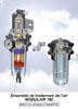 Filtres à air comprimé FRL MODULAIR 160 ASCO NUMATICS